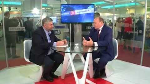Embedded thumbnail for ООО «Газпром межрегионгаз Оренбург» на выставке «Нефть  Газ  Энерго 2018»