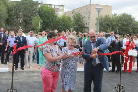 В  г. Гай открылся новый офис абонентской службы ООО «Газпром межрегионгаз Оренбург»